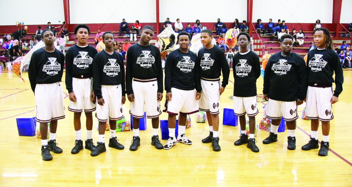 Middle School Boys Participate In Tourney Copiah County