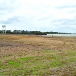 Land being prepared for new resort in Copiah County.