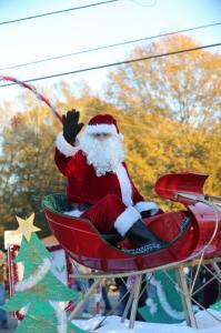 Wesson Christmas Parade